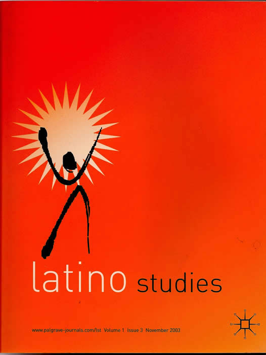 Latino Studies Journal Logo